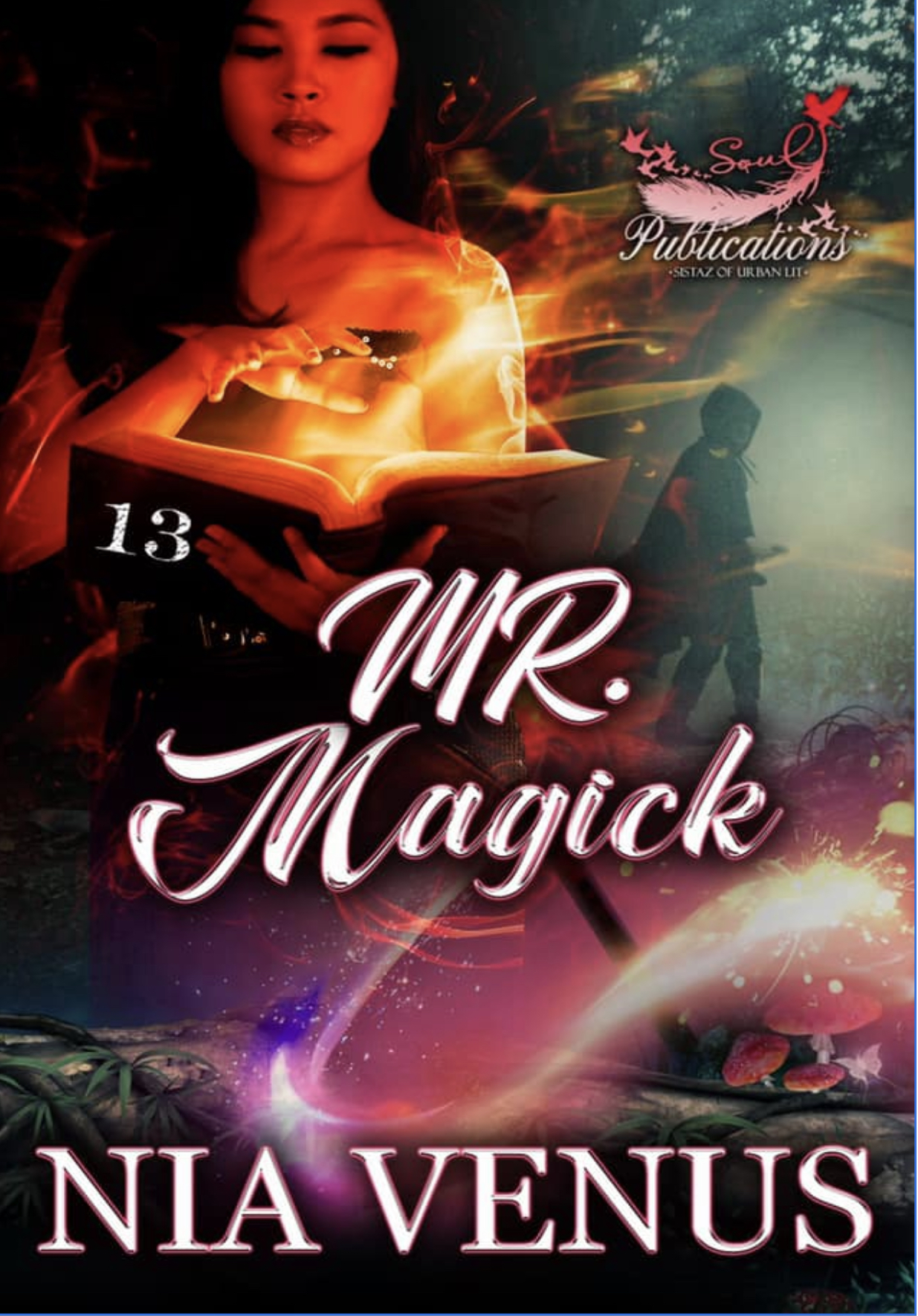 Mr. Magick Book Cover